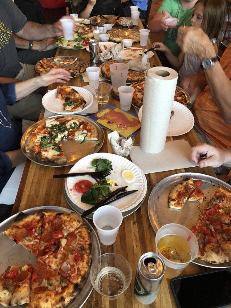 Pizza By Fuscos: 4815 S Main St, Acworth, GA