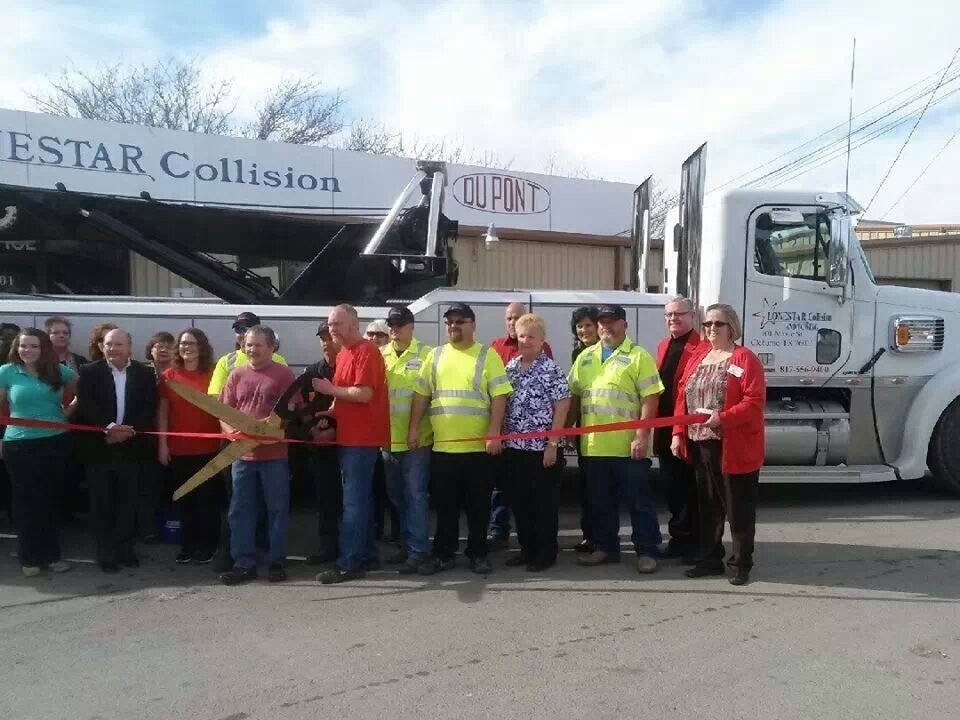 LoneStar Collision & Towing: 101 Maxie St, Cleburne, TX