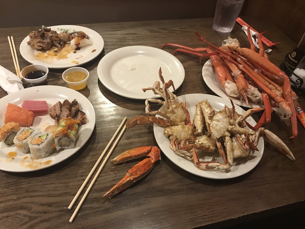 Fantastic Pacific Seafood Buffet 181 Photos 314 Reviews Buffets Download Free Architecture Designs Embacsunscenecom