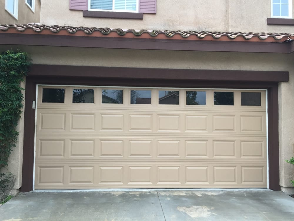 Photos for loyalty garage doors orange county yelp for Garage door repair orange county ca