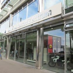bmw zentrum frankfurt: