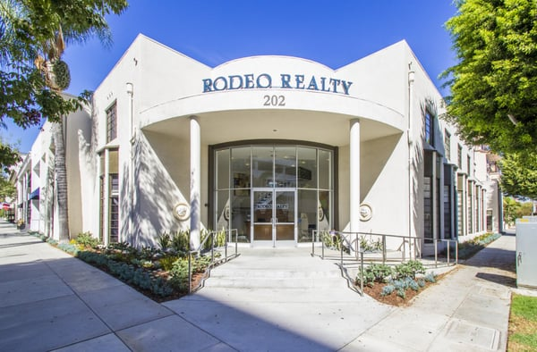 Rodeo Realty 9171 Wilshire Blvd Beverly Hills CA Real Estate Agents
