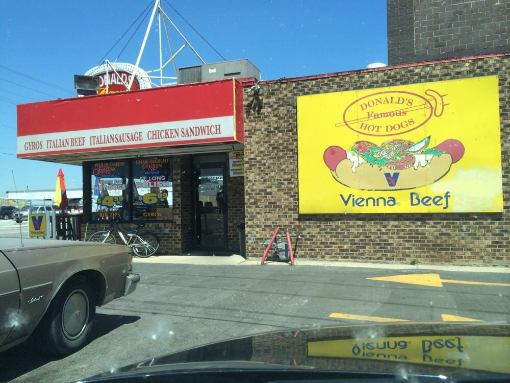Famous Hot Dogs In Chicago Il