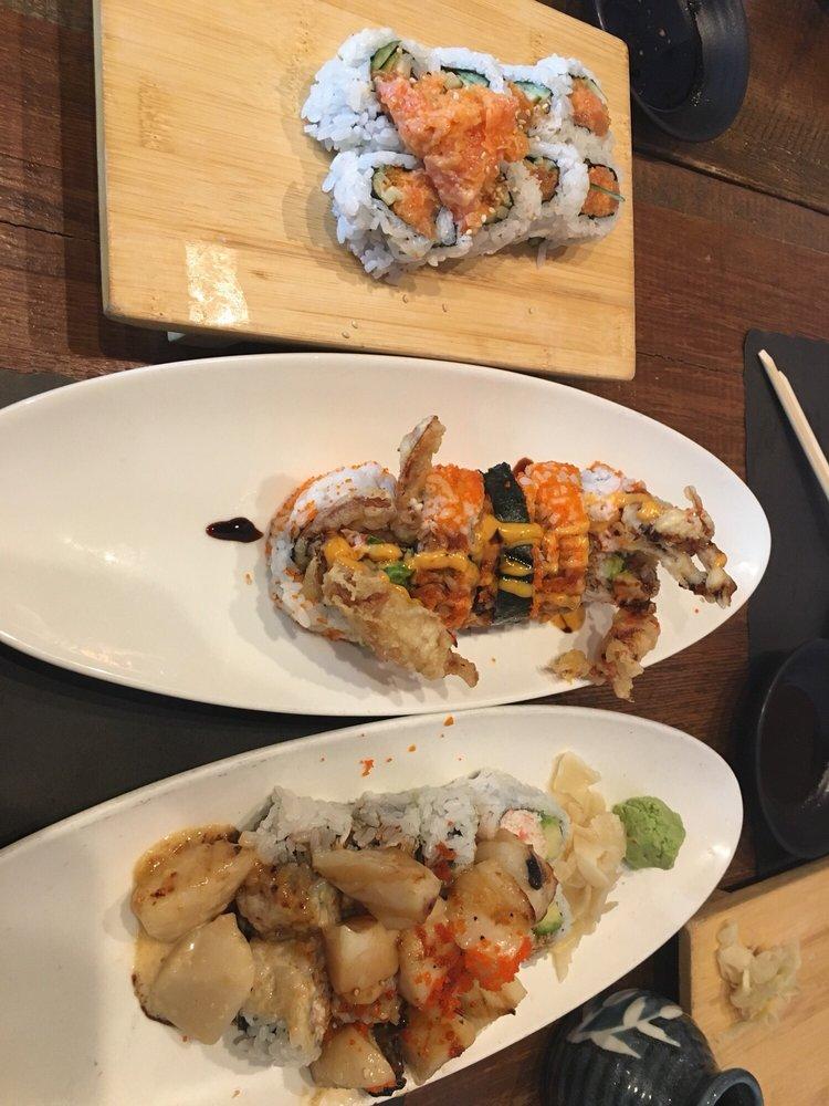 Food from Shoyou Sushi