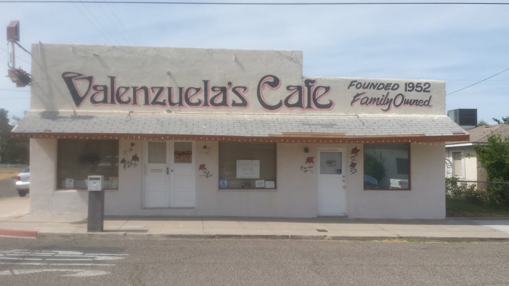 Valenzuela's Cafe: 224 Chestnut St, Needles, CA