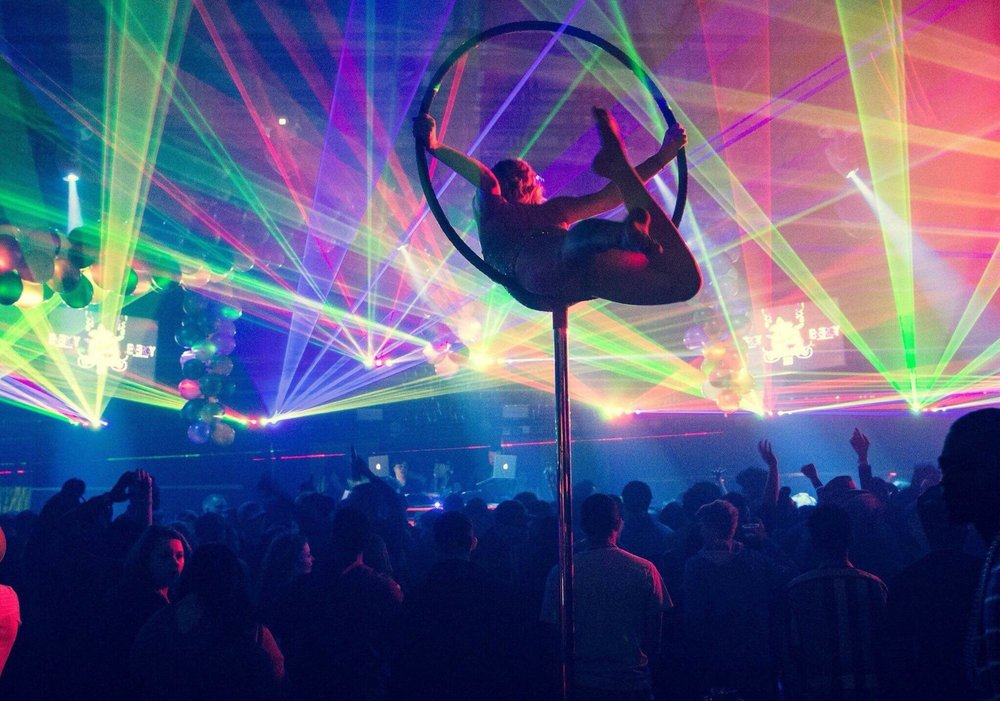 Energy Nightclub: 700 W Pete Rose Way, Cincinnati, OH