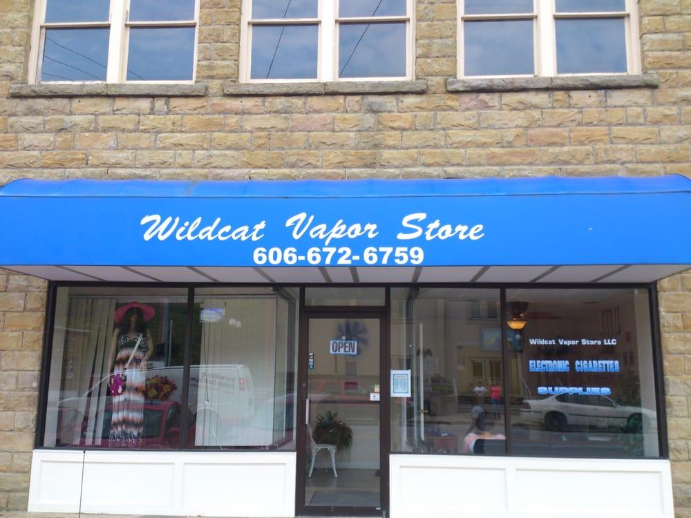 Wildcat Vapor Store: 22011 Main St, Hyden, KY