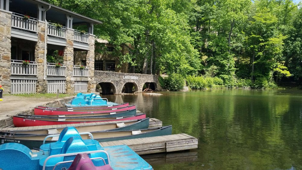 Montreat Conference Center: 401 Assembly Dr, Montreat, NC