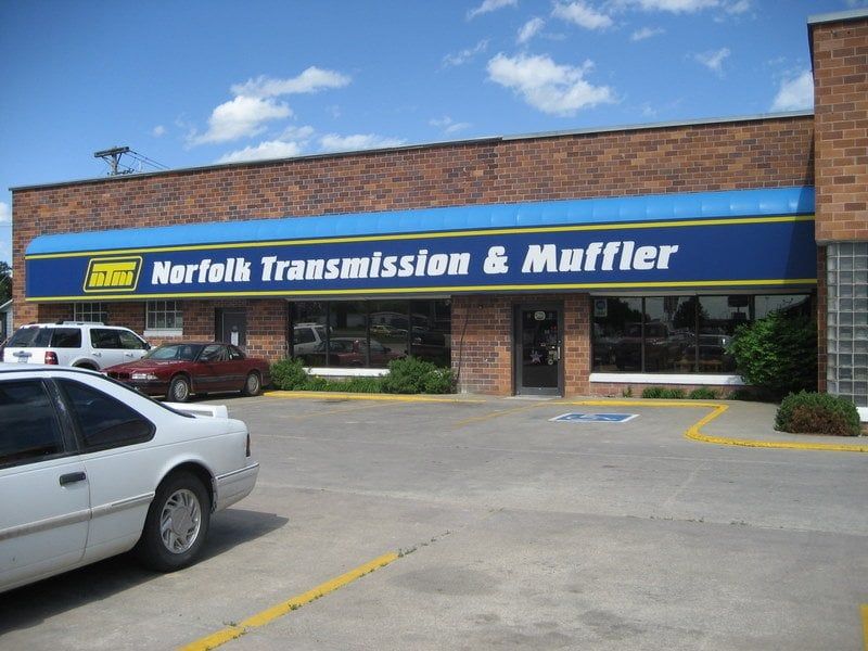 Norfolk Transmission & Muffler Service: 1001 S 13th St, Norfolk, NE