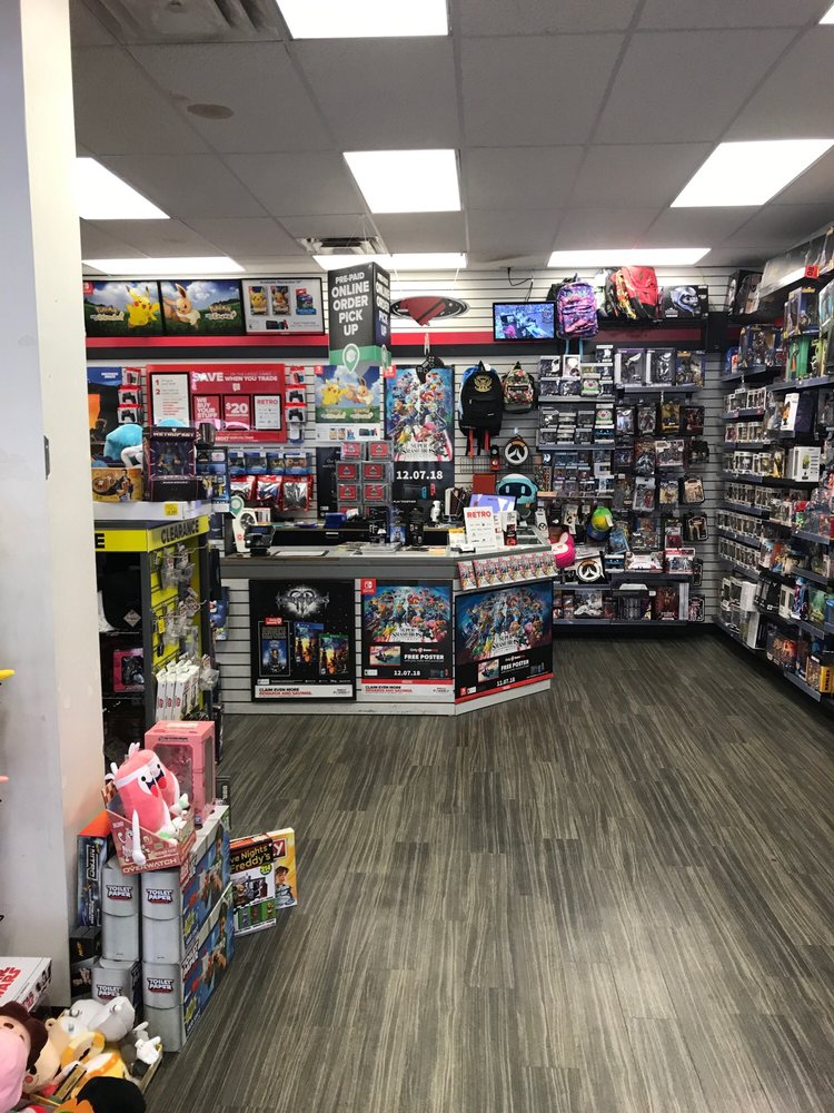 Gamestop: 2907 E Colonial Dr, Orlando, FL