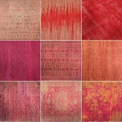 Photo Of Nomad Rugs San Francisco Ca United States Pink