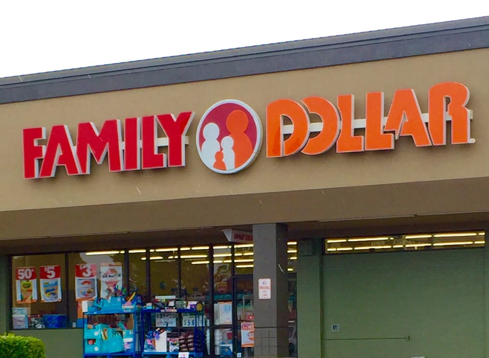 family dollar and dollar general Dollar general corporation has been delivering value to shoppers for over 75 years dollar general helps shoppers save time save money every day® by offering products that are frequently used and replenished, such as food, snacks, health and beauty aids, cleaning supplies, basic apparel.