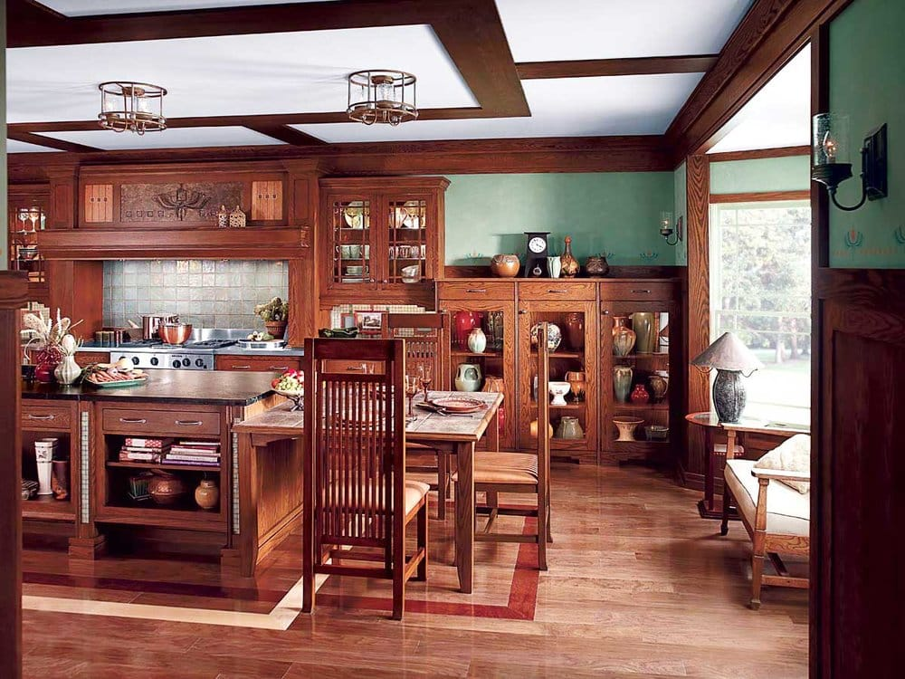 Better kitchens wood mode cabinets kitchen bath for Wood mode kitchen cabinets reviews