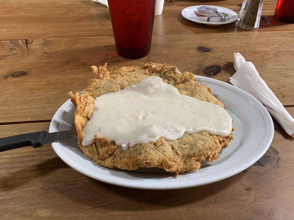 Walker's Cafe: 112 W Main St, Madisonville, TX