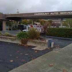 Photo Of Fairmount Auto Service   El Cerrito, CA, United States