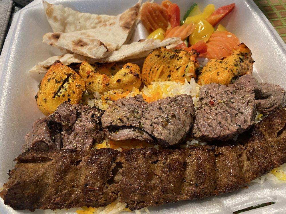 Saffron Mediterranean Cuisine: 3313 E 32nd Pl, Tulsa, OK