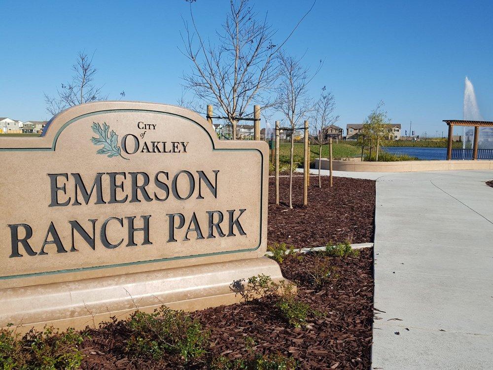 Emerson Ranch Park: Shearwater Way, Oakley, CA