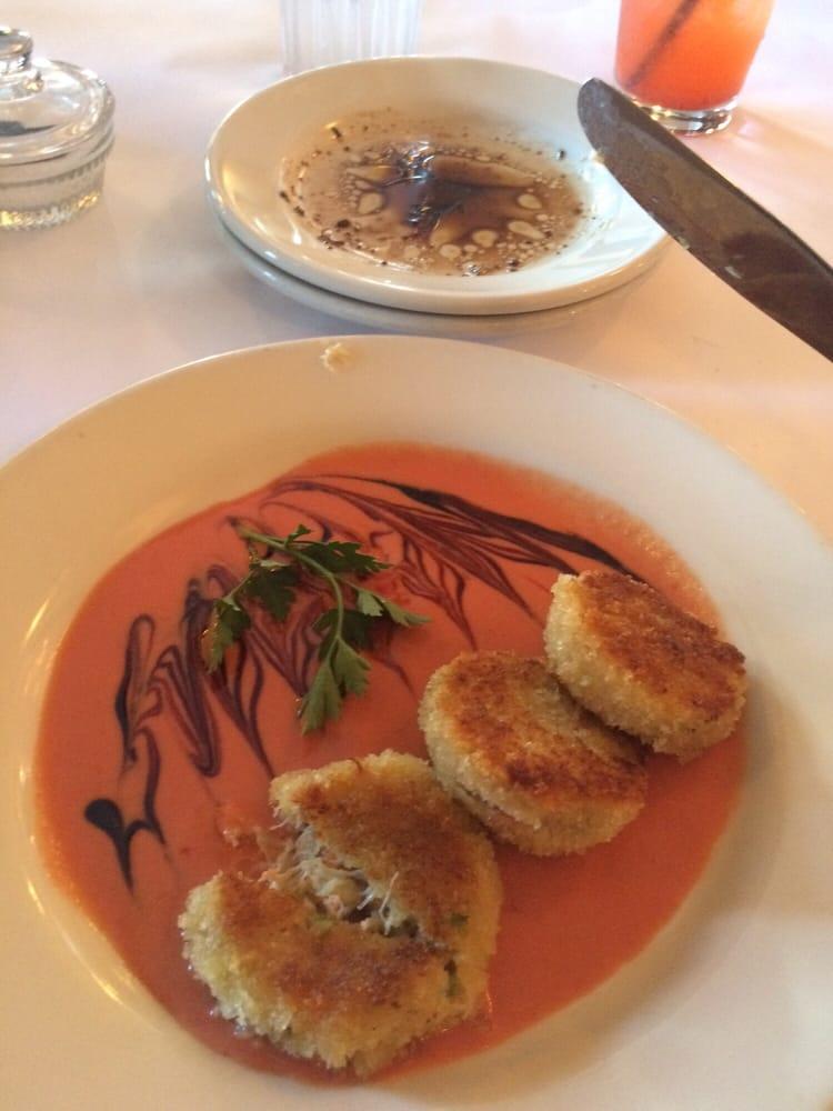 Crab cakes yelp for Adriatic cuisine
