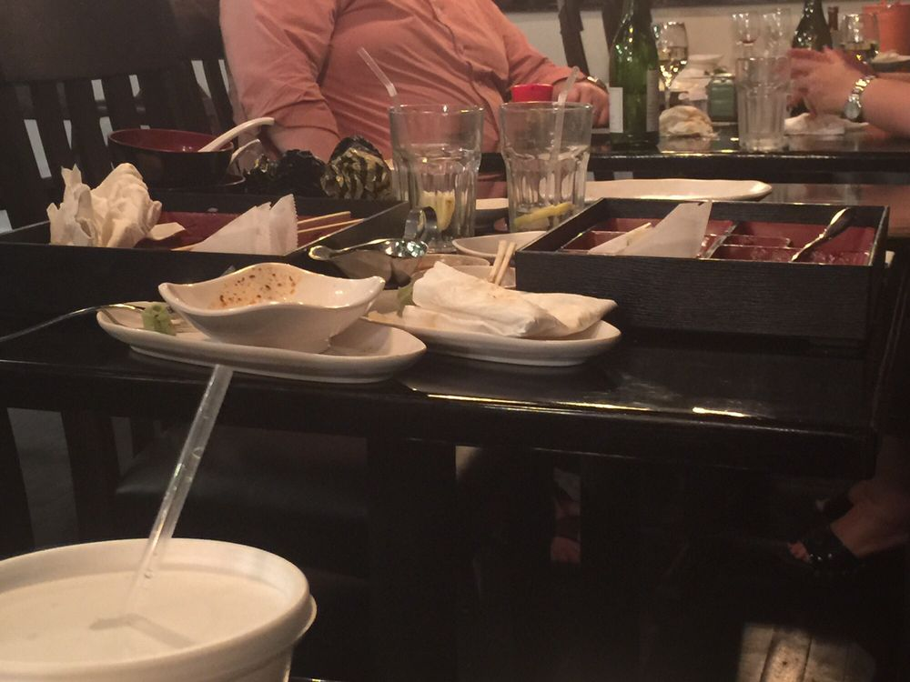 a delightful experience of tasting sushi at the kitaro bistro of japan Visitors guide to places to eat in o'fallon kitaro bistro of japan we've sought out the best ingredients to create the great tasting.