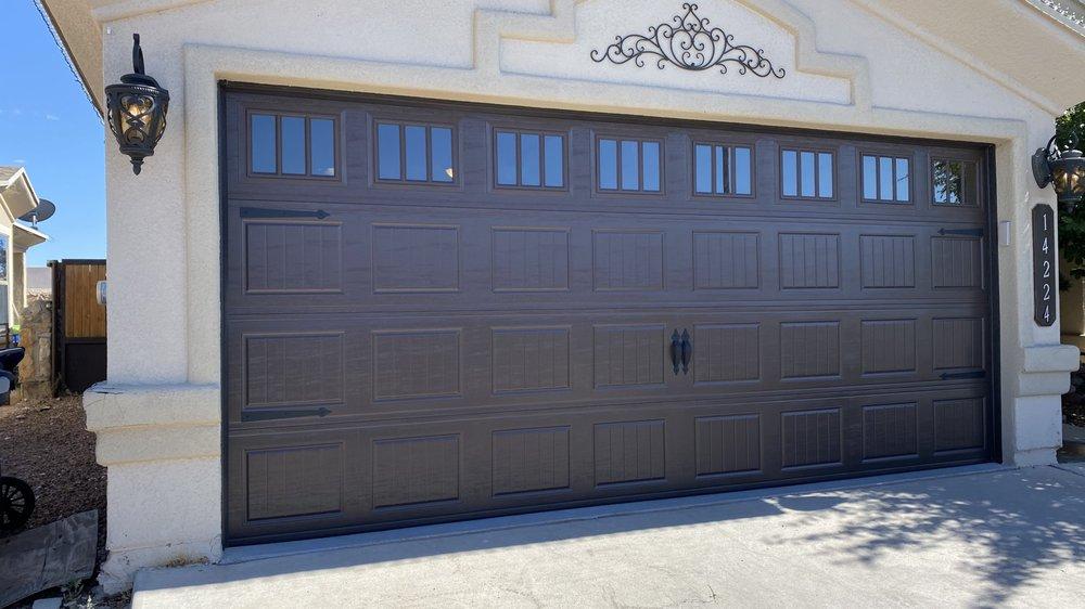 JJ Garage Doors: El Paso, TX