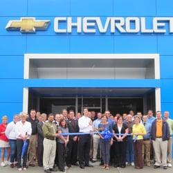 Photo Of Henderson Chevrolet Buick GMC   Henderson, KY, United States.  Remodel Ribbon