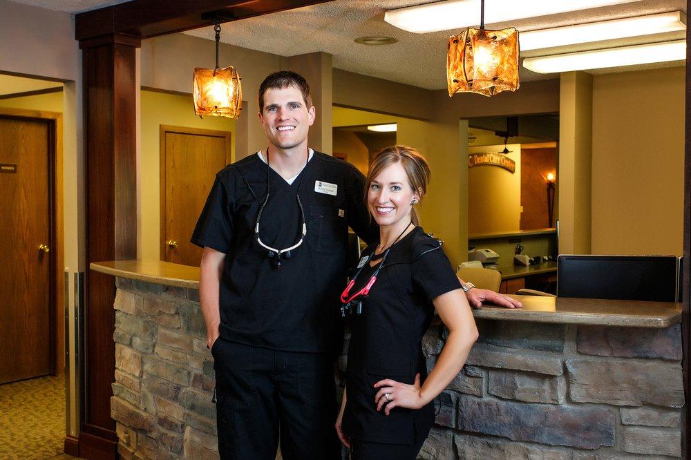 Dental Care Center: 105 S Main St, Mitchell, SD