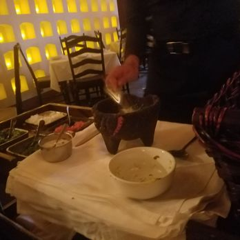 Photo Of Besito Mexican Chestnut Hill Ma United States Making Fresh Guac