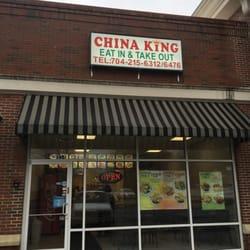 China King Chinese 117 N Myrtle School Rd Gastonia Nc