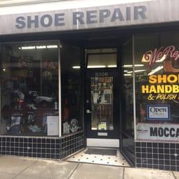Cobblers Bench Shoe Repair San Francisco