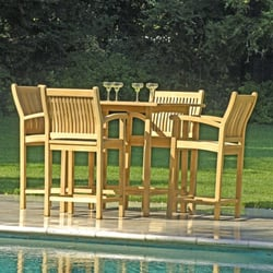 Photo Of Tomu0027s Outdoor Furniture   Redwood City, CA, United States. Bar Set