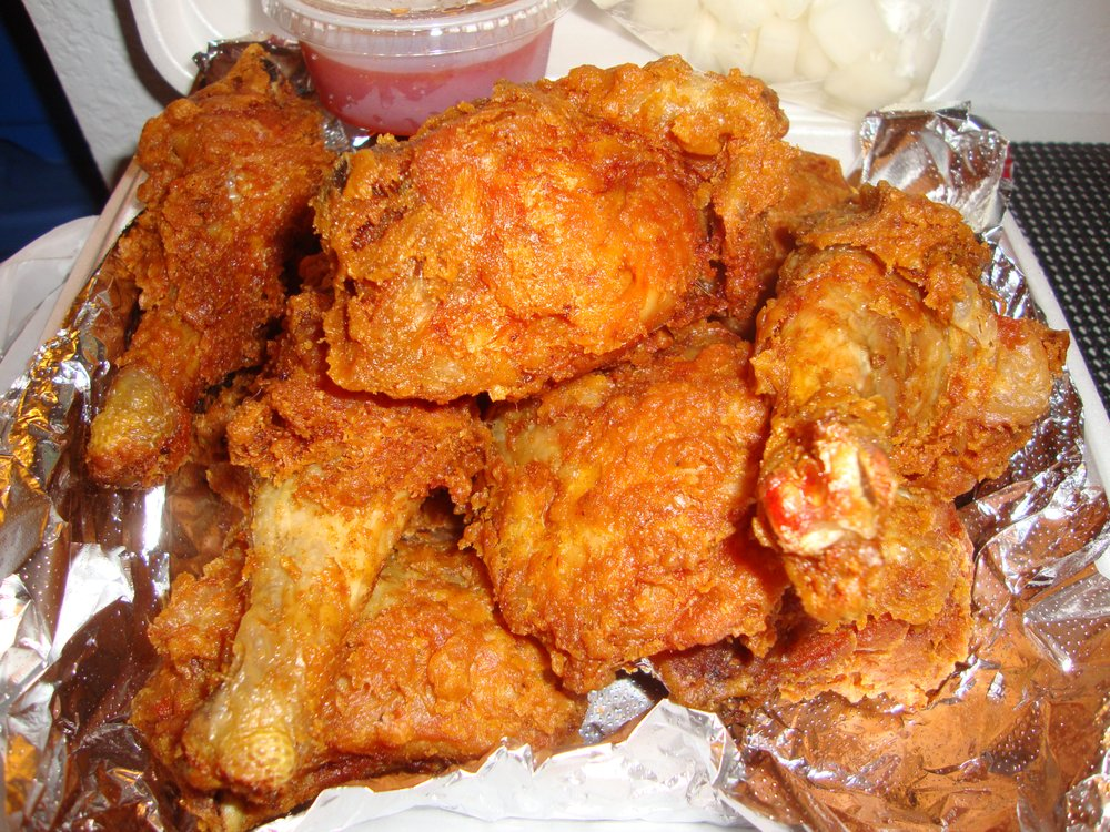 Funny Fried Chicken: FRIED CHICKEN From Funny Plus TO GO Order