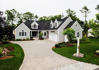 Yard Boss Landscape Design: 81 County Rd, Mattapoisett, MA