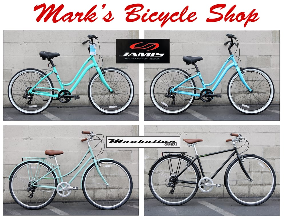 Mark's Bicycle Shop