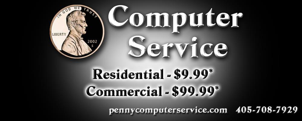 Penny Computer Service: 804 W I-240 Srv Rd, Oklahoma City, OK