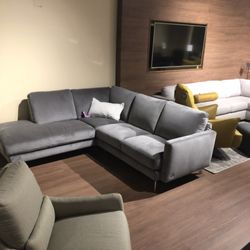 Superieur Photo Of Forma Furniture   Fort Collins, CO, United States. Natuzzi  Sectional In