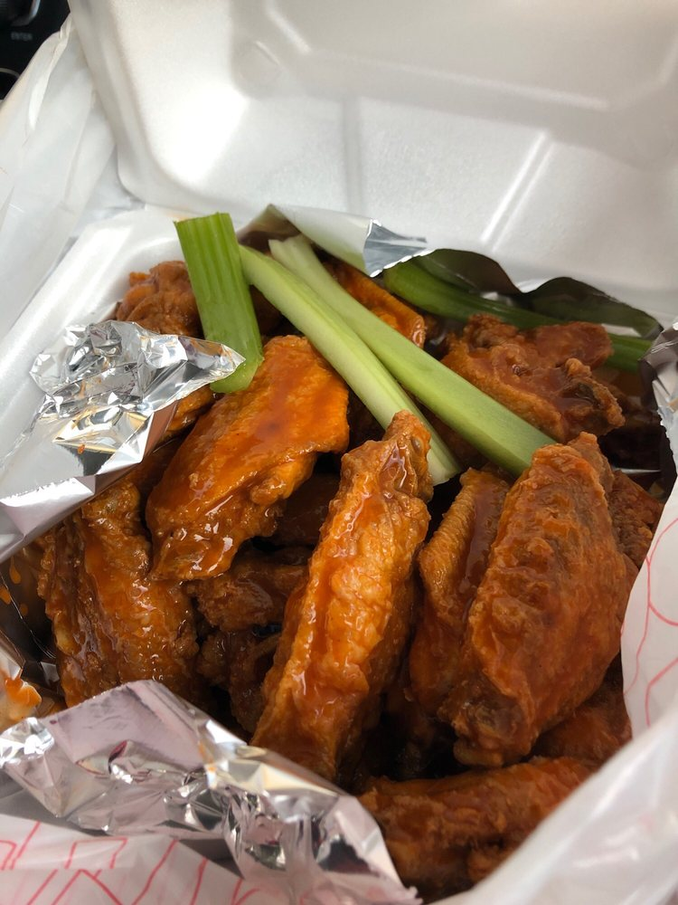 505 Burgers & Wings: 1981 State Rd 602, Gallup, NM