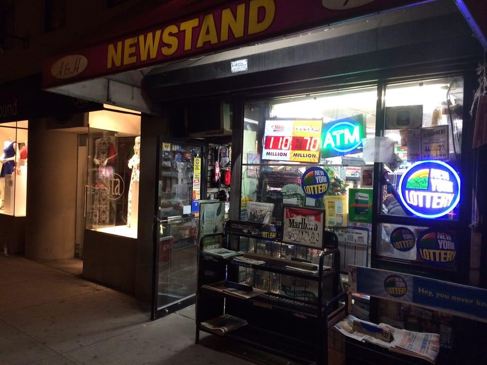 A & H Newstand