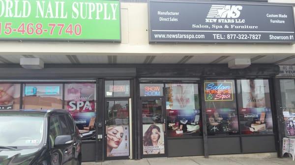 New World Nail & Beauty Supply 600 Washington Ave Philadelphia, PA ...