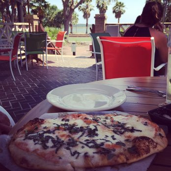 Photo Of Panini S On The Waterfront Beaufort Sc United States Margherita Pizza