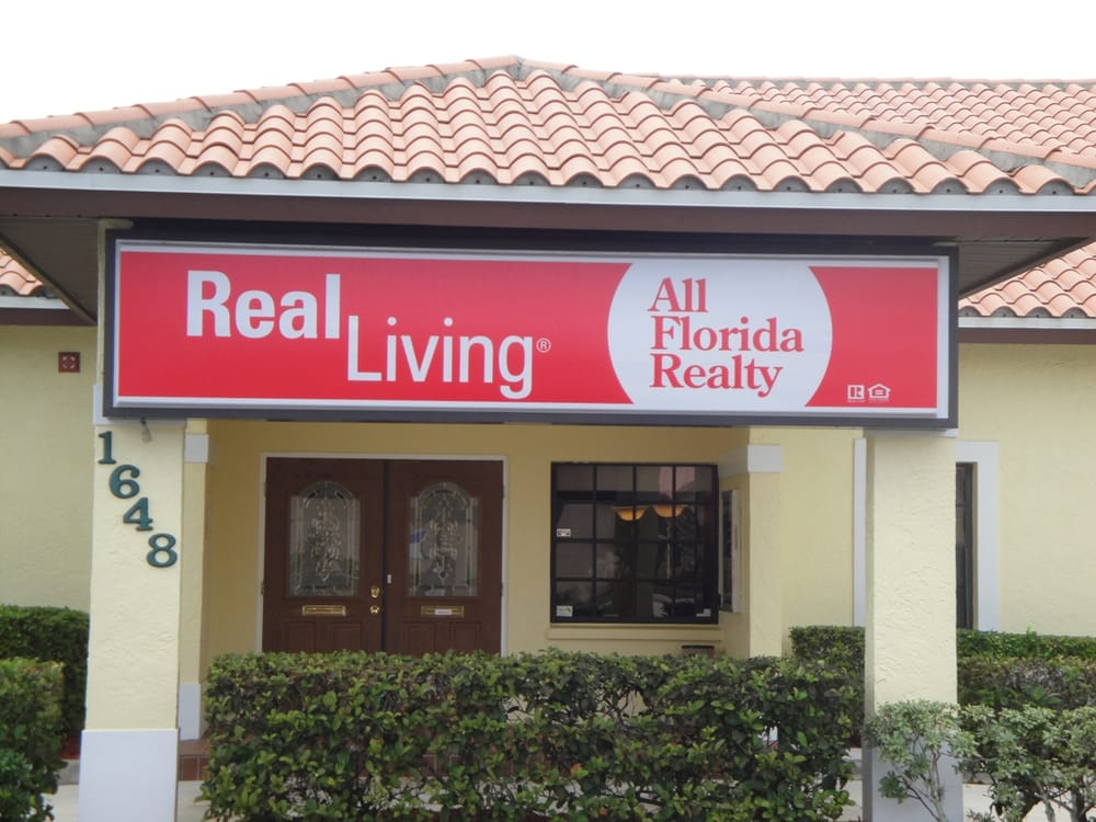 Real Living All Florida Realty   Property Management   1648 SE Port St  Lucie Blvd, Port Saint Lucie, FL   Phone Number   Yelp