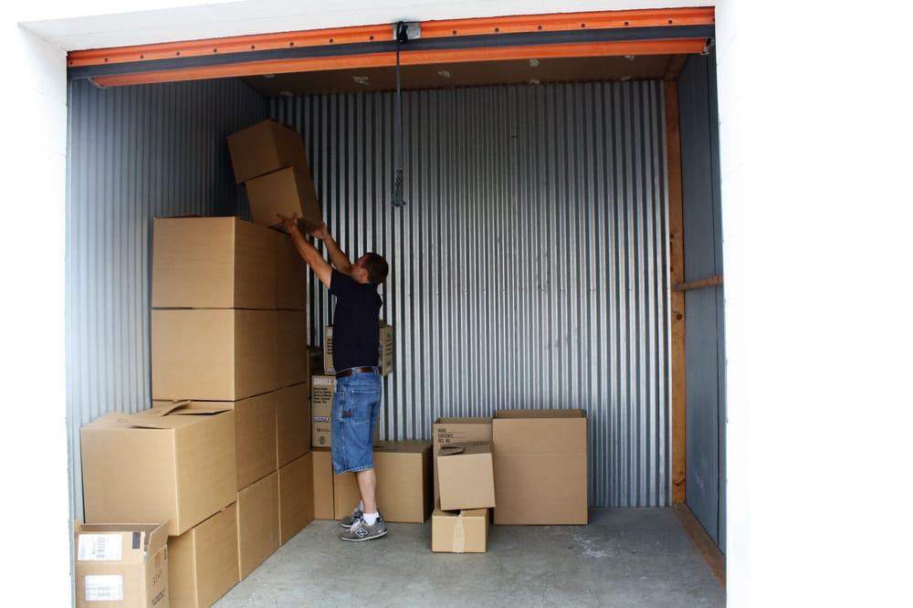 Photo of U Stor-It - Charlottesville VA United States. Storage unit  sc 1 st  Yelp & Storage unit sizes from 5u0027x5u2032 to 20u0027x 30u2032 - Yelp