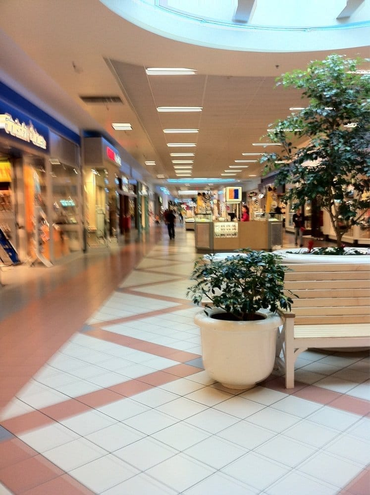 Nittany Mall: 2900 E College Ave, State College, PA