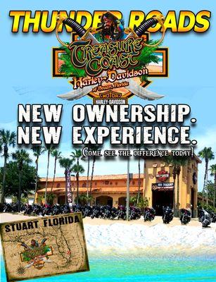 Treasure Coast Harley Davidson Bike Night