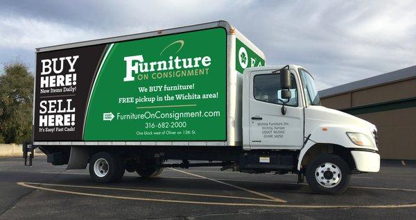 Furniture On Consignment 4506 E 13th St N Wichita, KS Furniture Stores    MapQuest