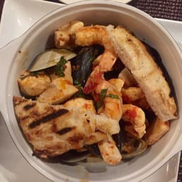 Del' Arte Ristorante - Orangeburg, NY, United States. Seafood stew AMAZING !!!