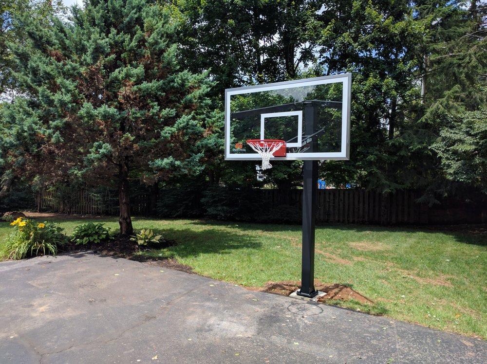 Goalrilla Basketball Hoop Installation Yelp