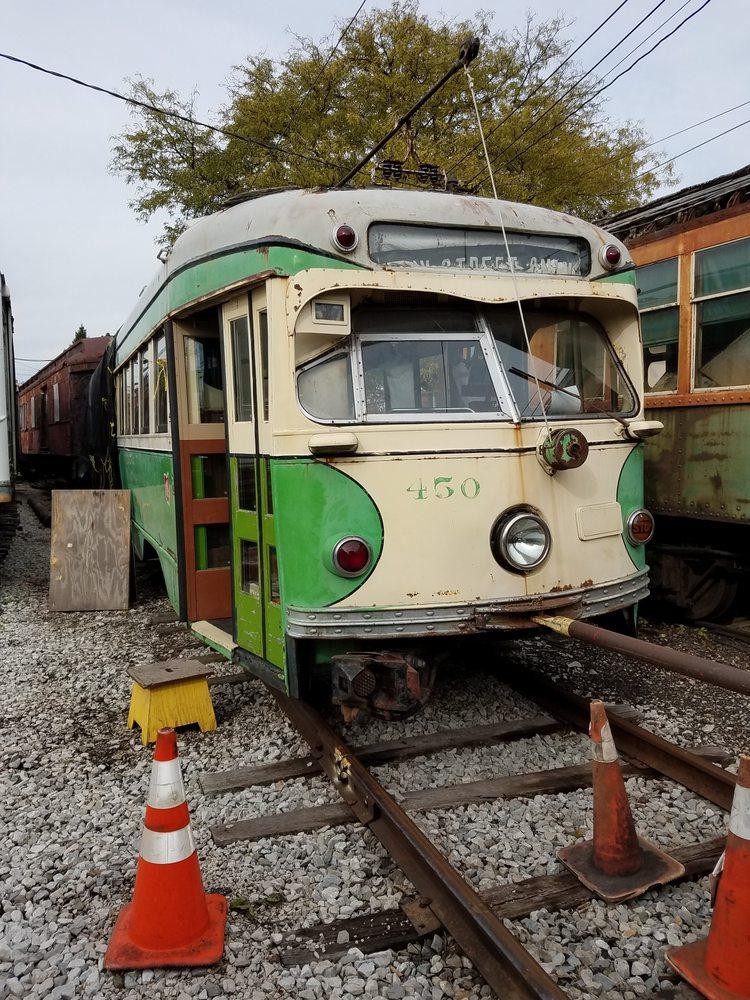 Ohio Railway Museum