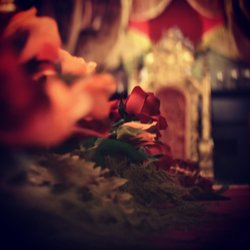 Photo Of Mystique Dining   Folsom, CA, United States. Table Decor