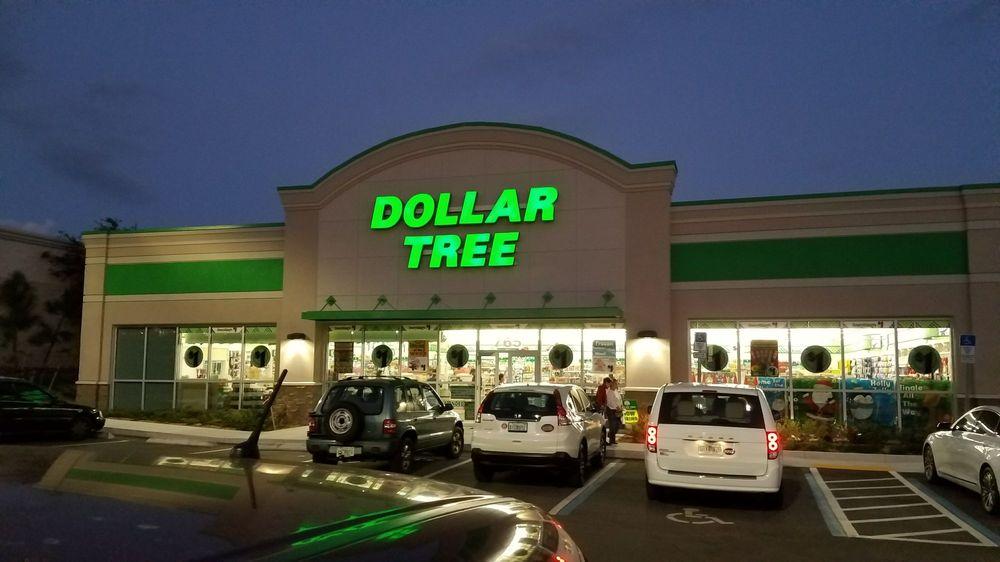 Dollar Tree: 765 S Hwy 27, Minneola, FL