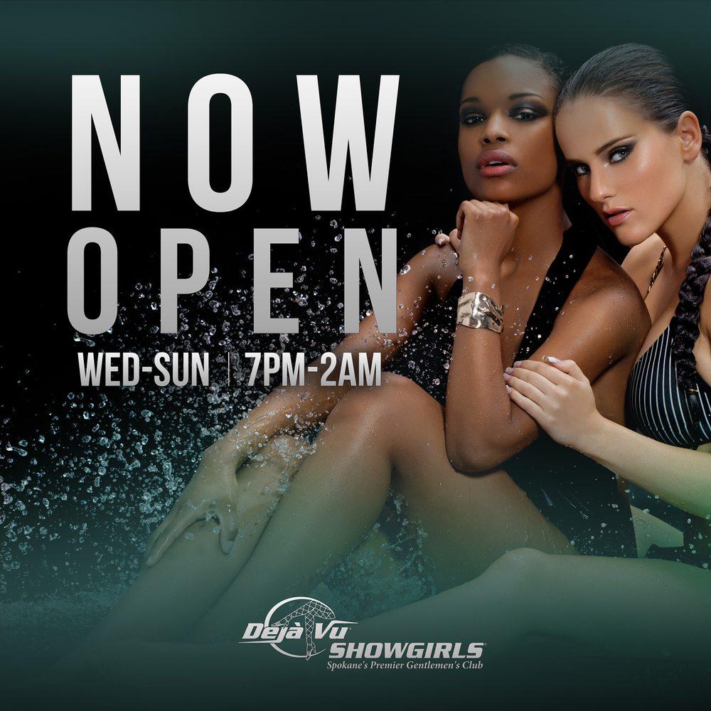 Deja Vu Showgirls: 8722 E Sprague Ave, Spokane, WA